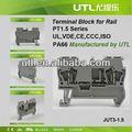 Venda quente JUT3-1.5 distribuição Industrial alumínio din rail