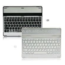 Aluminium Alloy Bluetooth Keyboard for iPad