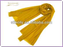 Solid Color Cashmere Pashmina