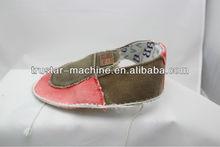 canvas shoe upper supplier in ruian