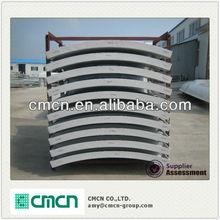 sintex water tank GRP FRP weight stack