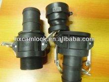 Plastic coupling Polypropylene quick coupling