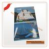 Trendy folding pop advertising picture display racks