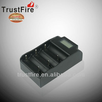 New Arrival TrustFire TR-008 charger with USB output 3 piece 32650 li-ion batteries charger at the same time