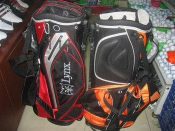 giga and lynx golf stand bag