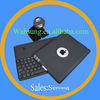 360 Degree Rotating for ipad 3 detachable bluetooth keyboard case