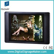 "15"" 1080P lcd advertising digital portrait"