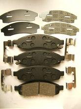 Front Brake Pad D1015 for Nissan Pathfinder Armada/Titan 2004