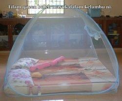 kelambu moden