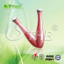 China factory beauty vibrating ionic manual eye massager