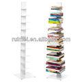белый 10- уровня sapien книжный шкаф