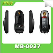 Alibaba express new model key holder GSM bluetooth super mini car key mobile phone X6