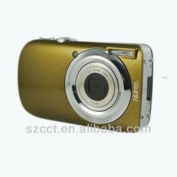 5X Optical zoom 16 mega pixels cheap camera DC-K715C