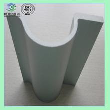 aluninium semicircle for auto