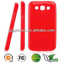 Matte finish TPU soft gel case for Samsung Galaxy Win I8552