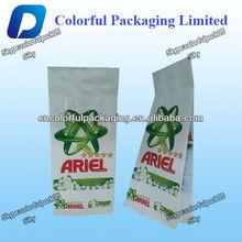 Washing Powder Packaging Bags/Detergent Powder Plastic Bags/Liquid packaging plastic bag