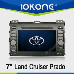 Toyota Land Cruiser Prado 2DIN Navi Wholesaler Multimedia Factory 2DIN Stereo Manufacturer