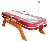 functional back & leg massage massage bed