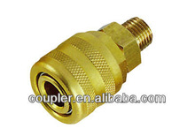 U.S.A. ARO Type Male Quick Coupler