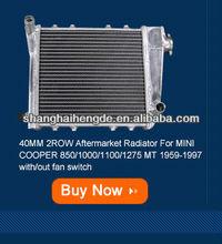Special price radiator For MITSUBISHI Galant VR4/GS/LS/ES 87-92 aluminium die cast radiator