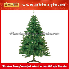 1.5m plastic artificial christmas tree