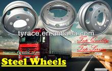 small steel tubeless wheel 6.00X17.5 for light truck