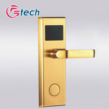 New disign good quality RF card hotel automation smart control door lock