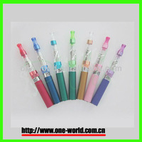 popular e-cigarette ce4 clear atomizer replaceable coil head with new leading atomizer