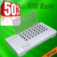Remote SIM Bank SIM Sever sim car