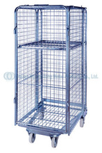 Supermarket Storage Rolling Cart