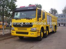 range>55m fire fighting truck JMC rescue tender engine