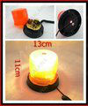 One piece 1 flash Warning light U tube 13x11cm DC12/24V Strobe Light Brilliant Strong Multi-color 51063S FFF