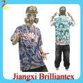 Personalizado 2013 jovens homens roupa de hip-hop/rua roupa dança bad boys camiseta