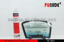 PU adhesive sealant for windshields (PU 8611 automblie windscreen sealant )