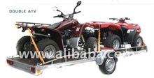 Double ATV Trailer