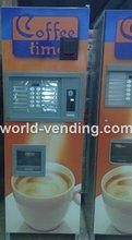 Zanussi Venezia Vending Machines. Zanussi Venezia ES Coffee vending machines. Used machine refurbished-Coffee vending automat