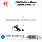 The Factory Wholesale HUAWEI USB 4G Modem External Antenna With CRC9 and TS9 Support USB Modem and Protable Wireless Router