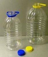 PET bottle for edible oil 3,0 & 5,0L