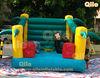 2013 hot sale adult jumpers bouncers/inflatable basketball bouncerslides/inflatable animal-belly jumper bouncer