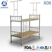 X06 Metal Kids Bus Bunk Bed
