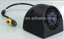 Heavy duty Waterproof Night vision Side view CCD Camera mini dvr 808 car key chain micro camera