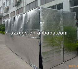 Aluminum Foil Thermal Pallet Covers