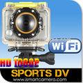 gopro full hd 1080p de deporte de la cámara inalámbrica