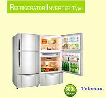 DD Inverter, Three Door Home Refrigerator