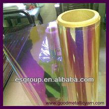 12~20 Micron Rainbow pet glitter film