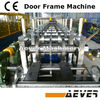 Easy operation aluminum gate frame cold roll forming unit