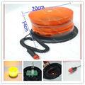 1 lot 12pcs/lot 1flash U tube 20x14cm 12/24V Warning light Strobe Light Multi-color 51067S FFF