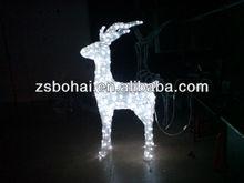 2015 led light led motif light christmas light deer