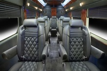 Chevy/GM Ford Executive Van Conversion