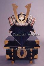 Authentic Japanese Armor: Hakken-Hoshikabuto Helmet